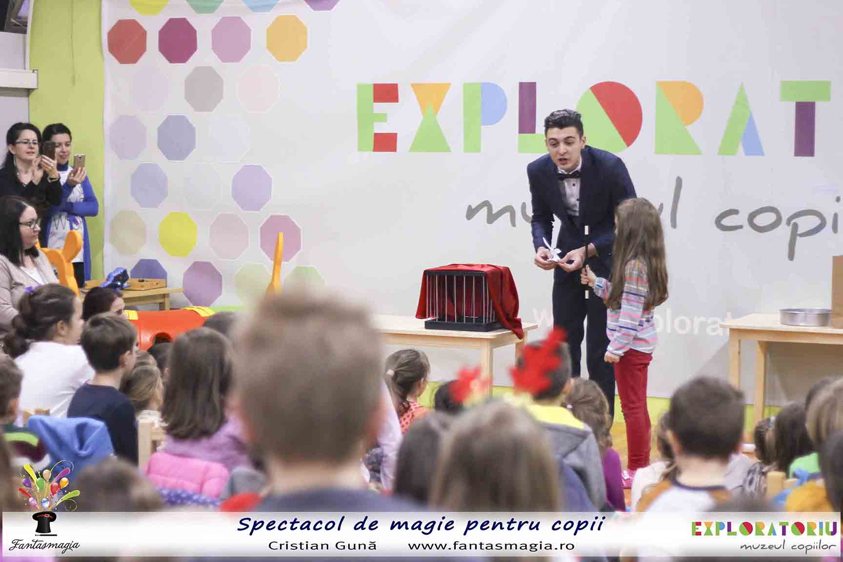 magician cluj