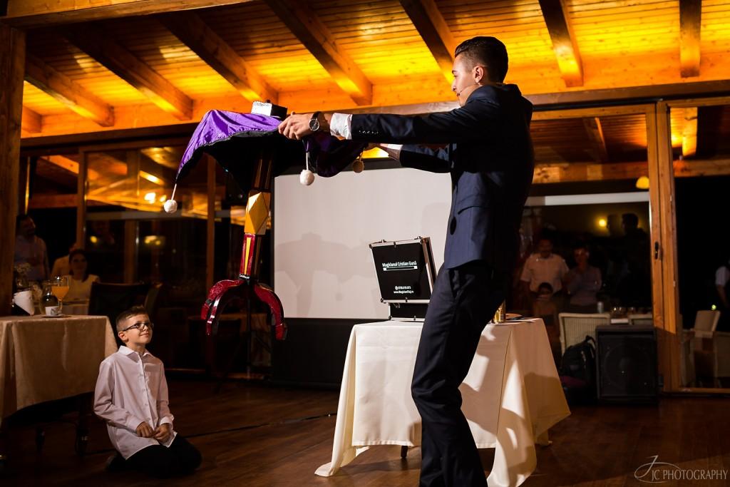 magician botez cluj