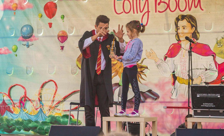 magician copii cluj